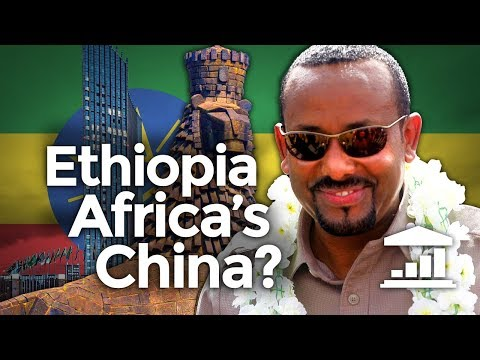 How is ETHIOPIA Escaping POVERTY? - VisualPolitik EN