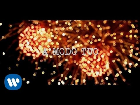 Ligabue - A modo tuo (Official Video)