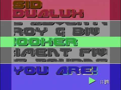 SAMAR 2012 SID DUALUX (C64+2X8580-MONO)