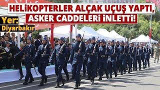 Gambar cover Mehmetçik Diyarbakır Sokaklarını İnletti