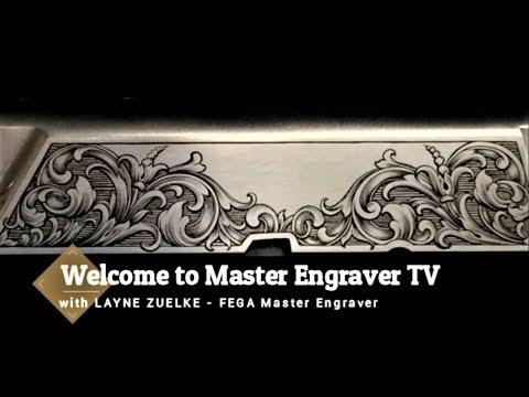 Welcome to Master Engraver TV