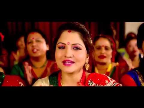 Jyoti Magar's Hot Comedy video 2072 DHADE BIRALO by Shreedevi Devkota & Prakash Katuwal