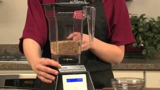 How to Grind Flour - Blendtec Recipes