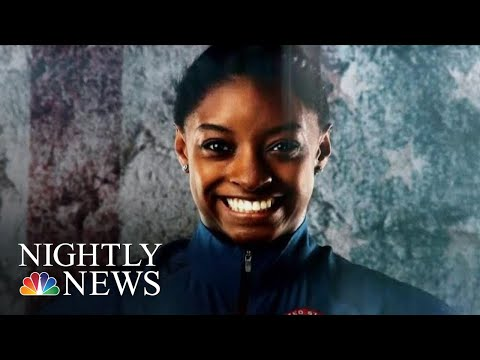 Simone Biles Criticizes New USAG President Over Anti-Nike Tweet | NBC Nightly News