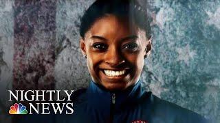 Simone Biles Criticizes New USAG President Over Anti-Nike Tweet | NBC Nightly News