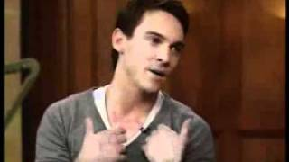 jonathan rhys meyers interview on live with regis kelly