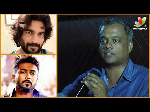 I preferred Madhavan over Surya - Gautham Menon | Cinema Rendezvous