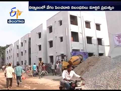 Govt Agrees to Give Tenders to GHMC Licensed Builders For 2 BHK Houses