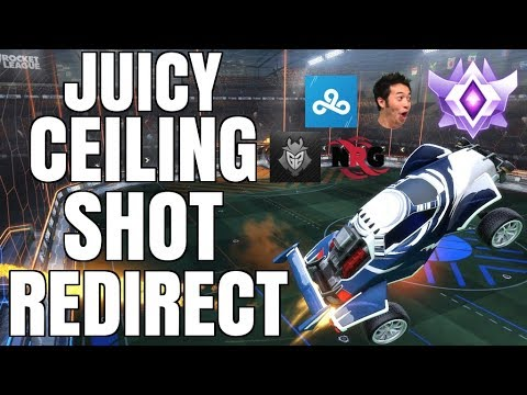 JUICY CEILING SHOT REDIRECT WITH NRG JSTN AND G2 MIJO | GRAND CHAMPION 3V3
