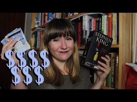 WHY ARE BOOKS SO EXPENSIVE?? || Velvet Library
