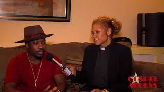 Anthony Hamilton Interview-Part 1