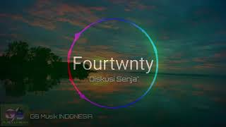 Download Lirik Lagu Diskusi Senja - Fourtwnty