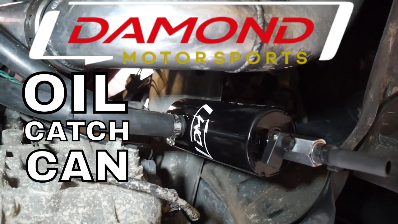 MAZDASPEED 3 OIL CATCH CAN INSTALL