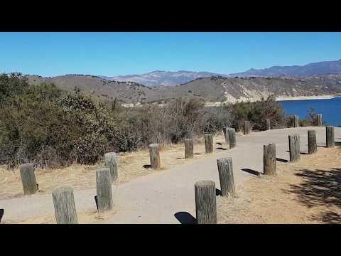 Cachuma Lake Santa Ynez California