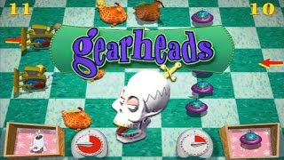 Gearheads   Wind Up Toys And Do Battle In This Classic Multiplayer Game For Mac, Pc And Cdi