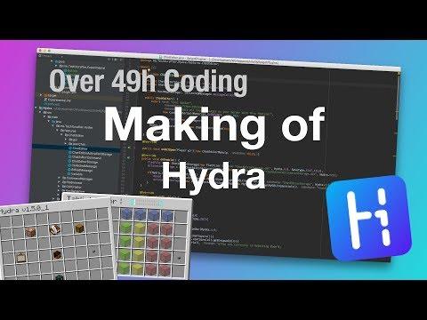 Hydra - Speed Coding [100x Speed]