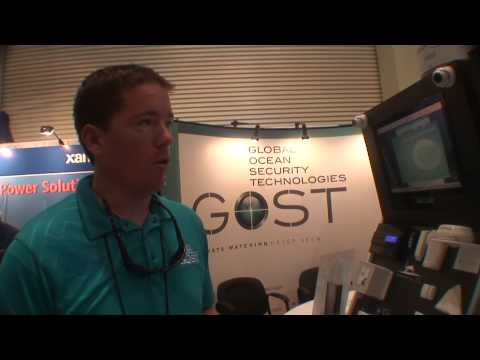 Gost Security Systems With Remote Camera Viewing Miami Boat Show 2013
