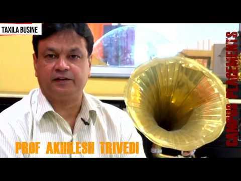 How to Crack  Interviews: Prof Akhilesh Trivedi, Taxila Business School
