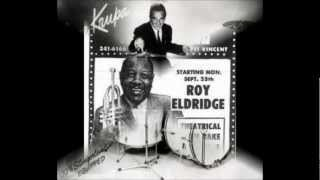 Gene Krupa, Roy Eldridge: Knock Me A Kiss