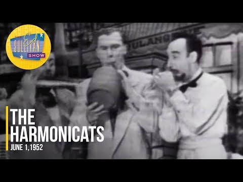 "The Harmonicats ""Little Brown Jug"" on The Ed Sullivan Show"
