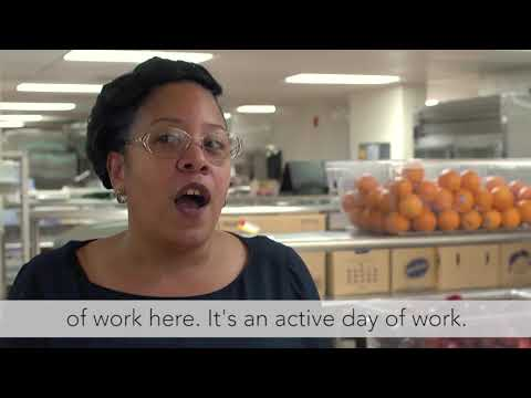 Day In The Life: Food Service Supervisor
