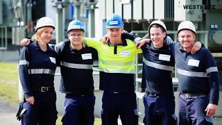 Westnetz  Teil von innogy Image/Recruitingfilm am Standort Wesel