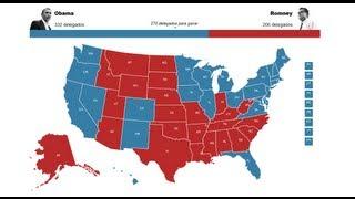 Elecciones Estados Unidos  Voto Latino Hispano [IGEO.TV]