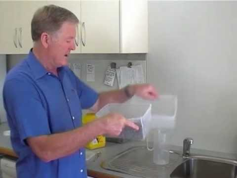 At Home with Mike Fidler DVD - Sprouting Seed Part 1 of 3