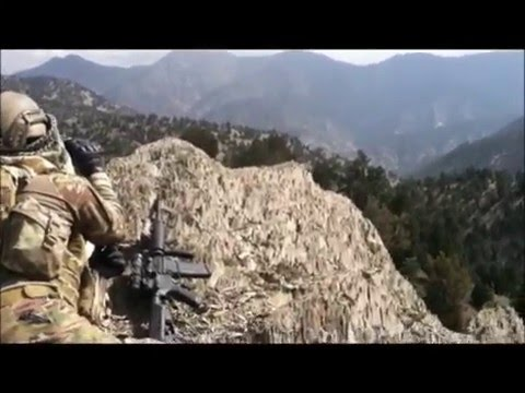 Attack Company 1/28 INF Regt Deployment Video