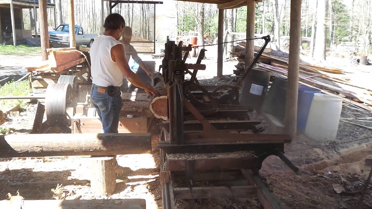 North Carolina sawmill, cody kevin austin