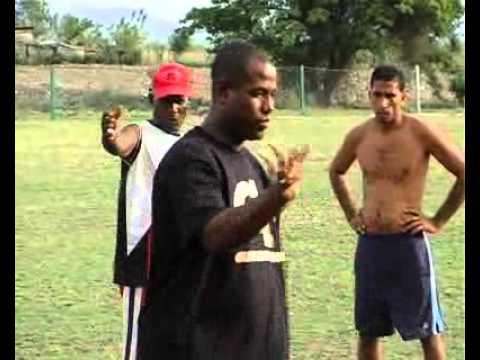 Apoyo al deporte comunitario en Manuel Tames y El Salvador Guantánamo