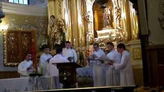 Gregorian Chant ( vol.4 ) Chorał Gregoriański - Sanktuarium Matki Bożej w Leśniowie