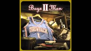 Boyz II Men - For the Love of You (The Isley Brothers Cover)