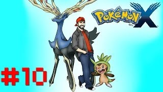 NOBILITY!! - Pokemon X - Part 10