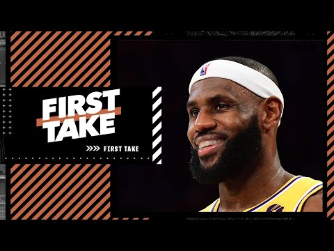 If LeBron passes Kareem in scoring, is he the GOAT?   First Take