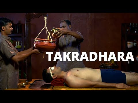 Takradhara - For Mental Health | Ayurvedic Treatment