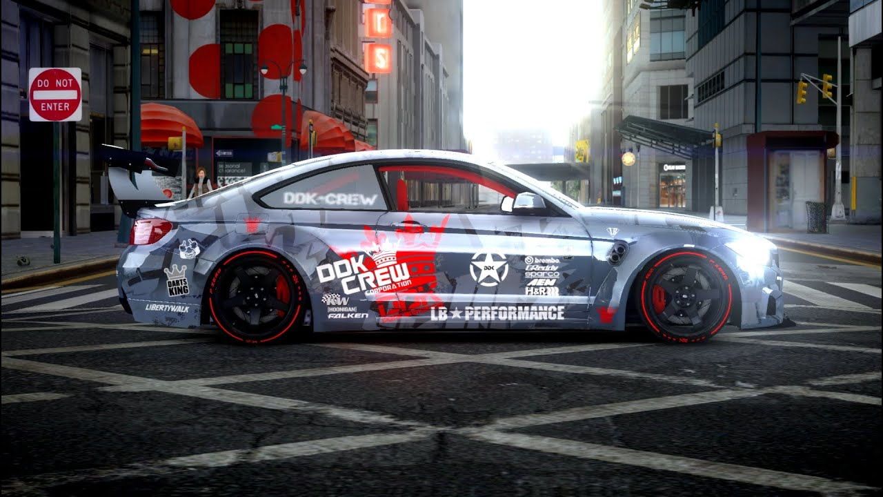 Bmw Series Liberty Walk By Ddk Performance Gta Iv Drift