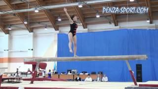 Чемпионат ПФО по спортивной гимнастике