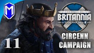 Laying Siege - Circenn - Let's Play Total War Saga Thrones of Britannia Gameplay Ep 11