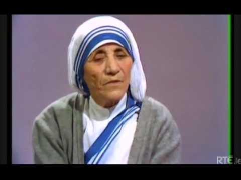 Mother Teresa Remembers Rathfarnham