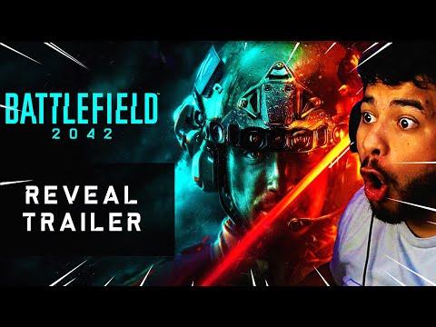 Battlefield 2042 Official Reveal Trailer (ft. 2WEI)   REACTION