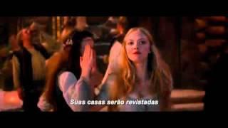 A Garota da Capa Vermelha - Trailer Final