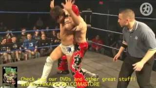 CHIKARA: Kota Ibushi vs. El Generico vs. Nick Jackson vs. Jigsaw [PCAGG 256]