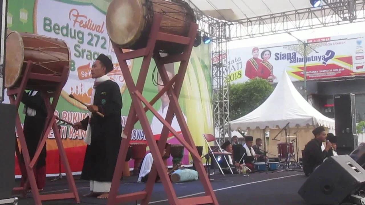Download Video Festival Bedug 272 Takbiran Idul Fitri 2018 Kabupaten
