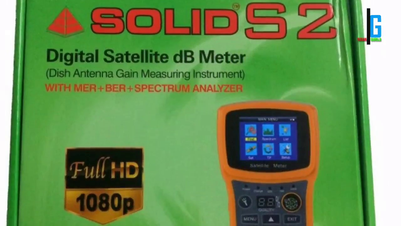 DIGITAL Satellite dB miter Solid 720 New Product Not best