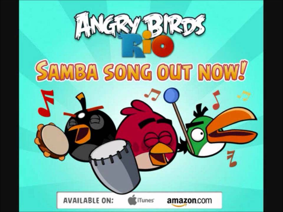 Results including keyword angry birds rio