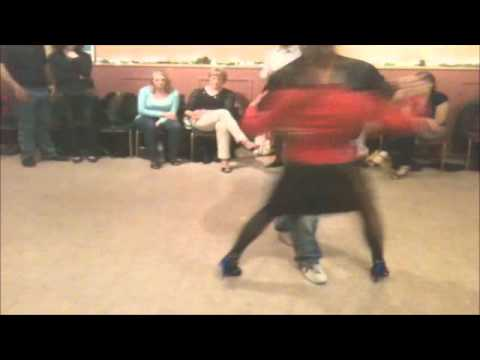 Tango Keith & Rachel Advanced Sacardas with Desplazamiento