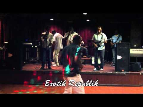 The only African Band in Town(Omaha): Exotik republik