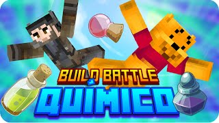 BUILD BATTLE QUÍMICO! | Minecraft - Gona y Luh
