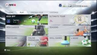 ★ FIFA 14 l How To Change Commentators (XBOX : PS3) ►HD◄